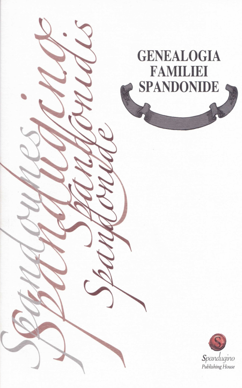 Genealogia Familiei Spandonide