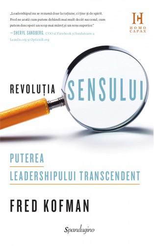 Revoluția sensului - Puterea leadershipului transcendent