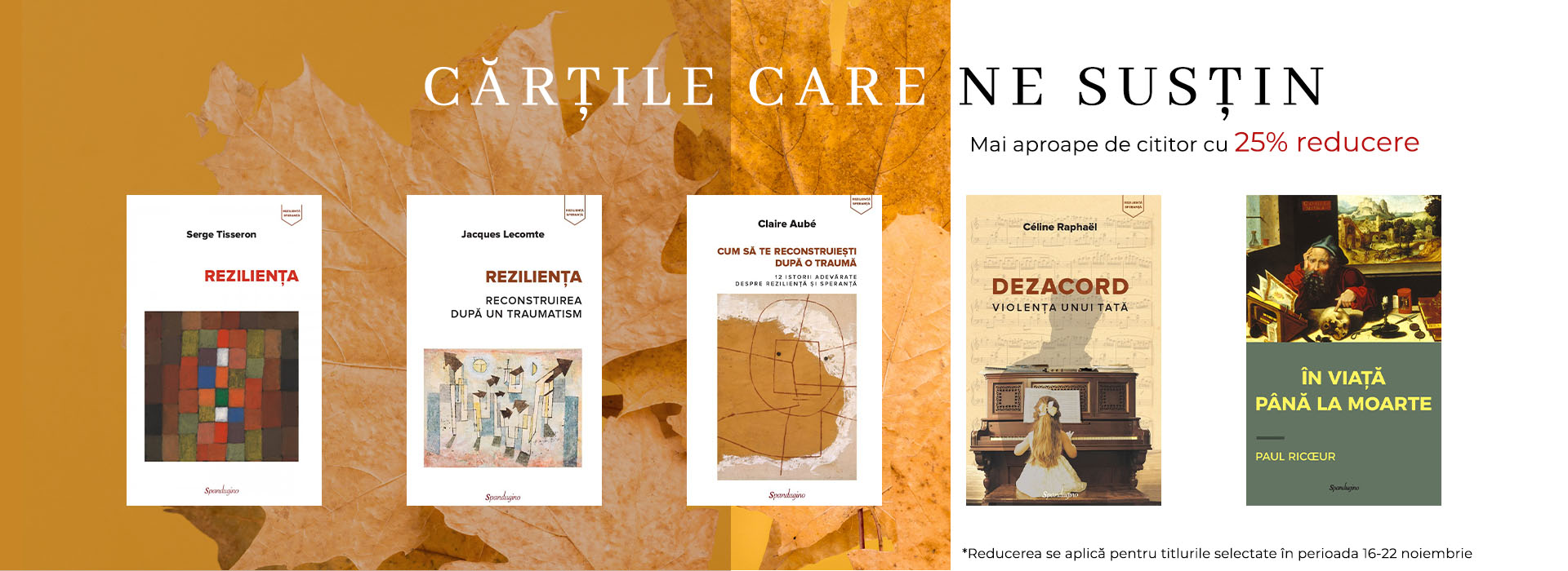 Cartile care ne sustin